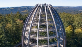 The First Treetop Walkway, Bavarian Forest National Park