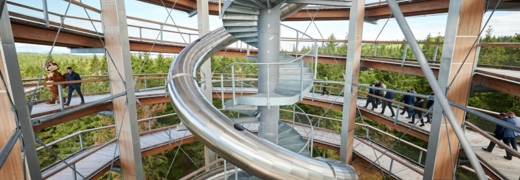 Would you like to experience more than 60-meter slide ride?